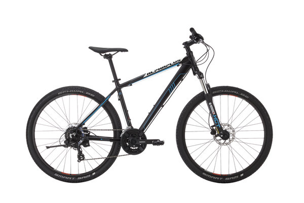 Alpha Plus Mountainbike MX Pro Herren Schwarz (RH: 46 cm)