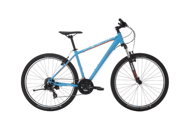 Alpha Plus Mountainbike MX Herren Blau  (RH: 46 cm)