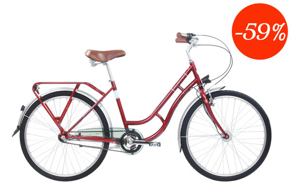 "Avatar City Touring 26"" Damen Rot (RH: 45 cm)"
