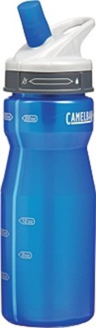 Trinkflasche Performance 650 ml Blau