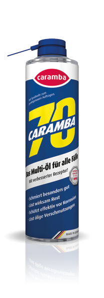 "Multiöl ""caramba 70"" 250 ml+11%"