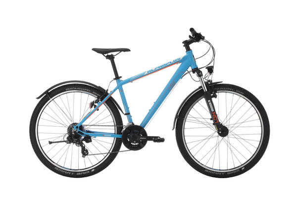 "Alpha Plus MTB Hardtail MX ALL ROAD 27.5"" Herren blau (RH: 51 cm)"